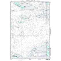 Region 2 - Central, South America, NGA Chart 26001: Carribean Sea - Central Part