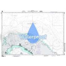 Region 2 - Central, South America, Waterproof NGA Chart 26060: Puerto Cristobal to Cabo Tiburon – Panama