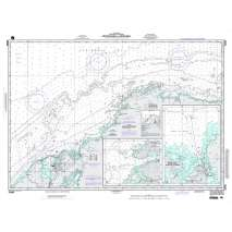 Region 2 - Central, South America :NGA Chart 26066: Approaches to Cristobal