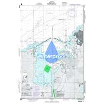 Region 2 - Central, South America, Waterproof NGA Chart 26068: Puerto Cristobal