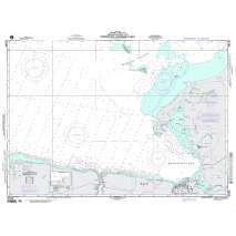 Region 2 - Central, South America, NGA Chart 26140: Approaches to Manzanillo Bay