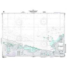 Region 2 - Central, South America, NGA Chart 26142: Approaches to Cap - Haitien and Bahia de Monte Cristi