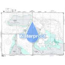 Region 2 - Central, South America, Waterproof NGA Chart 26147: Plans In Haiti