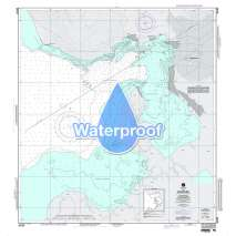 Region 2 - Central, South America, Waterproof NGA Chart 26182: Gonaives