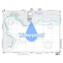 Region 2 - Central, South America, Waterproof NGA Chart 26207: Jacmel