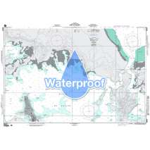 Region 2 - Central, South America, Waterproof NGA Chart 26237: Port of Nicaro
