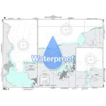 Region 2 - Central, South America, Waterproof NGA Chart 26250: Puerto Gibara