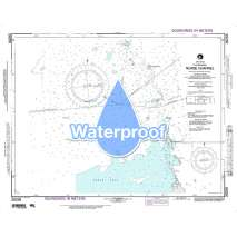 Region 2 - Central, South America, Waterproof NGA Chart 26256: Nurse Channel