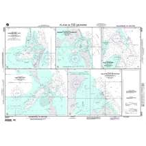 Region 2 - Central, South America, NGA Chart 26257: Plans In the Bahamas - Highbourn Cut