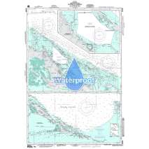 Region 2 - Central, South America, Waterproof NGA Chart 26286: Exuma Sound Including Elizabeth Harbour