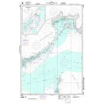 Region 2 - Central, South America, NGA Chart 26306: Eleuthera West Part (Bahamas)