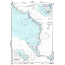Region 2 - Central, South America, NGA Chart 26307: Eleuthera - East Part