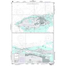 Region 2 - Central, South America, NGA Chart 26309: Nassau and Approaches