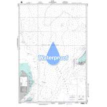 Region 2 - Central, South America, Waterproof NGA Chart 27120: Yucatan Channel