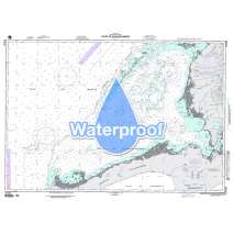 Region 2 - Central, South America, Waterproof NGA Chart 27122: Golfo de Guanahacabibes