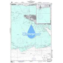 Region 2 - Central, South America, Waterproof NGA Chart 27142: Surgidero de Batabano and Approaches