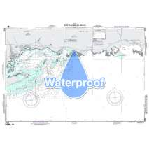 Region 2 - Central, South America, Waterproof NGA Chart 27222: Pilon to La Marea del Portillo
