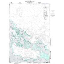 Region 2 - Central, South America, NGA Chart 28041: Approaches to Bocas del toro and Laguna Chiriqui