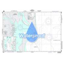 Region 2 - Central, South America, Waterproof NGA Chart 28082: Bluefields