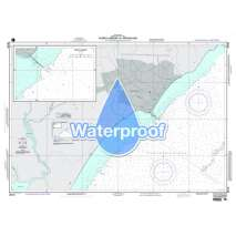Region 2 - Central, South America, Waterproof NGA Chart 28104: Puerto Cabezas and Approaches