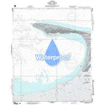 Region 2 - Central, South America, Waterproof NGA Chart 28142: Puerto Castilla