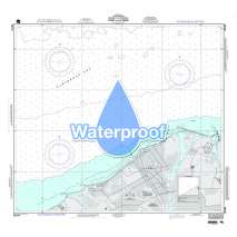 Region 2 - Central, South America, Waterproof NGA Chart 28144: Port of La Ceiba