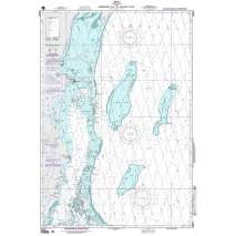 Region 2 - Central, South America, NGA Chart 28167: Ambergis Cay to Pelican Cays