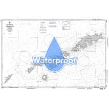 Region 2 - Central, South America, Waterproof NGA Chart 29101: Deception I to King George I