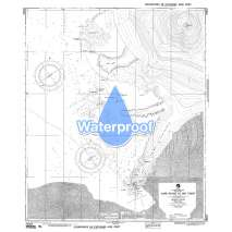 Region 2 - Central, South America, Waterproof NGA Chart 29322: C Royds to Hut P Ross I Ross Sea Mcmurd