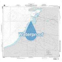 Region 3 - UK, Western Europe, Waterproof NGA Chart 38343: North Star Bugt Anchorage