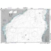 Region 6 - Eastern Africa, Southern & Western Asia :NGA Chart 61450: Mozambique Channel