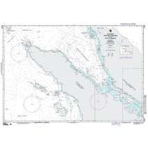 Region 7 - South East Asia, Indonesia, New Guinea, Australia, NGA Chart 71005: Northwest Sumatera & Str. of Malacca
