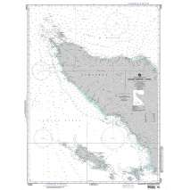 Region 7 - South East Asia, Indonesia, New Guinea, Australia, NGA Chart 71006: Tanjung Jamboaye to Singkil
