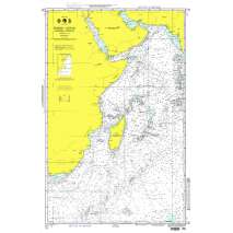 Miscellaneous International, NGA Chart 72: Indian Ocean - Western Portion