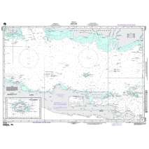Region 7 - South East Asia, Indonesia, New Guinea, Australia, NGA Chart 72000: Java Sea