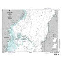Region 7 - South East Asia, Indonesia, New Guinea, Australia, NGA Chart 72105: Makassar Strait - Central Part