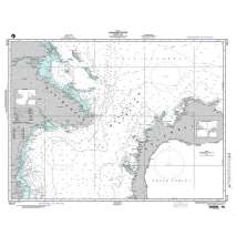Region 7 - South East Asia, Indonesia, New Guinea, Australia, NGA Chart 72173: Makassar Strait - North Part