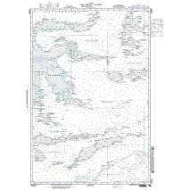 Region 7 - South East Asia, Indonesia, New Guinea, Australia, NGA Chart 73000: Laut Maluku (Molucca Sea) to Timor