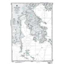 Region 7 - South East Asia, Indonesia, New Guinea, Australia, NGA Chart 73008: Kepulauan Bone Rate to Selat Peleng