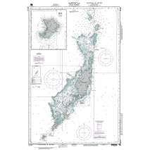 Region 8 - Pacific Islands, NGA Chart 81141: Palau Is [Caroline Islands]