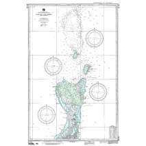 Region 8 - Pacific Islands, NGA Chart 81145: Palau Is Northern Part [West Caroline Islands]