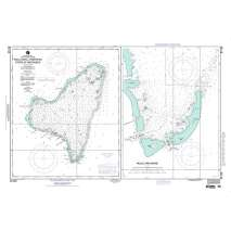 Region 8 - Pacific Islands, NGA Chart 81166: Ngulu Atoll Federated States of Micronesia