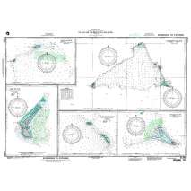 Region 8 - Pacific Islands, NGA Chart 81288: Plans of Namonuito Islands