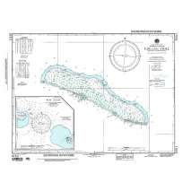 Region 8 - Pacific Islands, NGA Chart 81511: Ujelang Atoll Marshall Islands