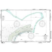 Region 8 - Pacific Islands, NGA Chart 81565: Rongelap Atoll Northeastern Part Marshall Islands