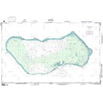 Region 8 - Pacific Islands, NGA Chart 81604: Wotje Atoll:Marshall Islands