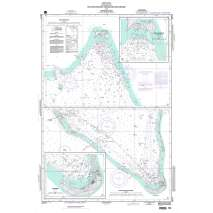 Region 8 - Pacific Islands, NGA Chart 81711: Roi Anchorage Kwajalein Anchorage and Approaches