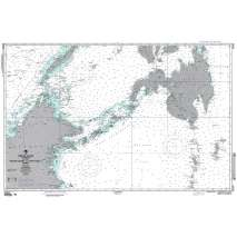 Region 9 - Eastern Asia, South Eastern Russia, Philippines :NGA Chart 92006: Philippine Islands - Southern Part