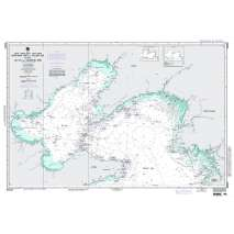 Region 9 - Eastern Asia, South Eastern Russia, Philippines :NGA Chart 94033: Northern Part of Yellow Sea Including Bo Hai and Liaodong Wan