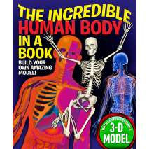 Models & Puzzles :The Incredible Human Body in a Book